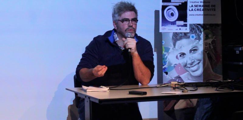 Werner Moron - conference - transcultures-2013